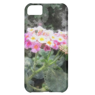 Lantana 2 Watercolor Case For iPhone 5C