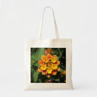 Lantana Desert Flower Tote Bag