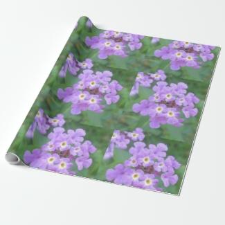 Lantana Plant Purple Floral