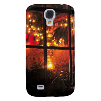 Lantern at Night Galaxy S4 Case
