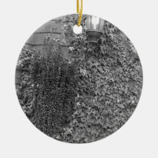 lantern ceramic ornament
