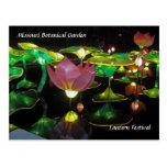 Lantern Festival Post Card