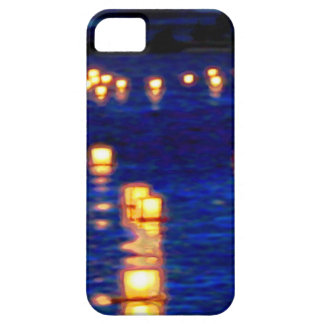 Lantern Floating Festival iPhone 5 Case
