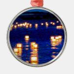 Lantern Floating Festival Christmas Tree Ornaments