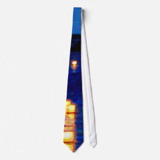 Lantern Floating Festival tie
