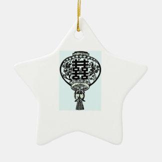 Lantern Christmas Tree Ornament