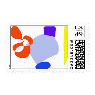 Lantern Postage Stamp