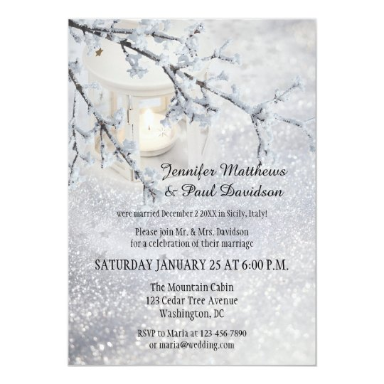 After The Wedding Party Invitations: After Wedding Party Invitations & Announcements