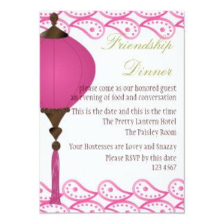 Lanterns and Paisley Card