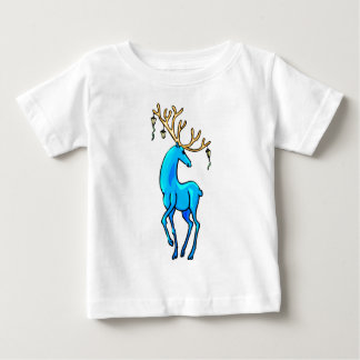lanterns in antlers baby T-Shirt
