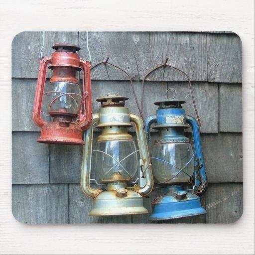 Lanterns Mouse Pad