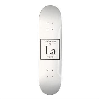 lanthanum skate board decks