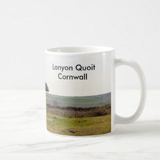 Lanyon Quoit Standing Stones Cornwall England Coffee Mug