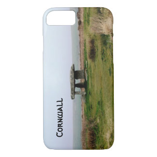 Lanyon Quoit Standing Stones Cornwall England iPhone 8/7 Case