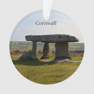 Lanyon Quoit Standing Stones Cornwall England Ornament