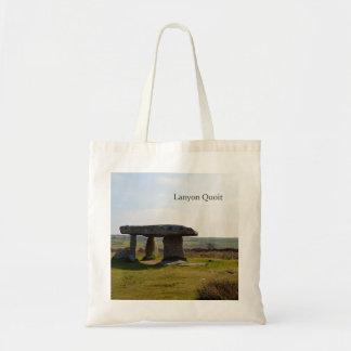 Lanyon Quoit Standing Stones Cornwall England Tote Bag