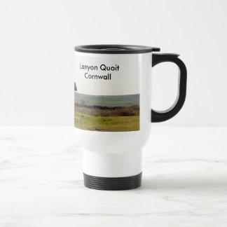 Lanyon Quoit Standing Stones Cornwall England Travel Mug