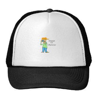 Lanzamiento a crear gorras