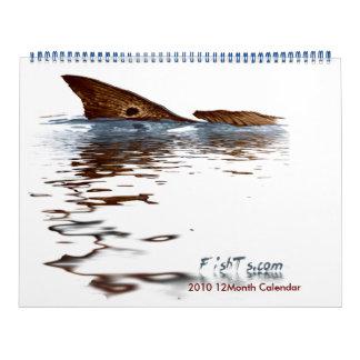 Lanzamiento anual del calendario de FishTs