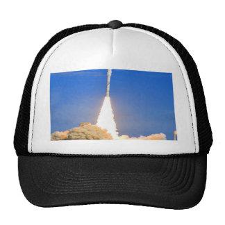 lanzamiento Ares Cabo Cañaveral del cohete Gorro De Camionero