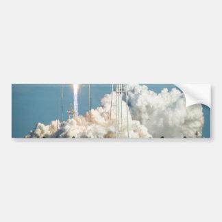 Lanzamiento de Antares Rocket Pegatina Para Auto