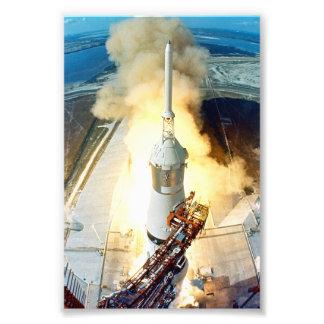 Lanzamiento de Apolo 11 Fotografía