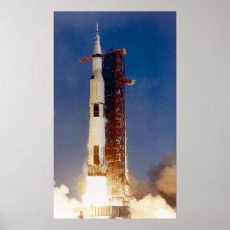 Lanzamiento de Apolo 11 Impresiones