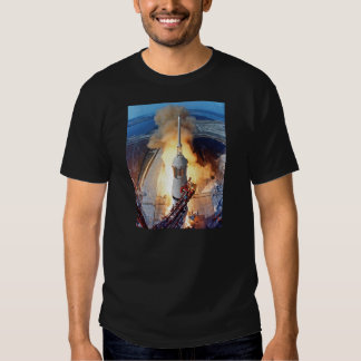Lanzamiento de Apolo 11 Poleras