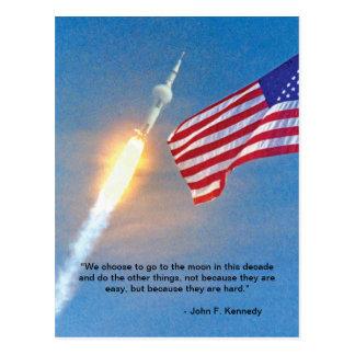 Lanzamiento de Apolo 11 Postales