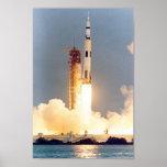 Lanzamiento de Apolo 13 Impresiones
