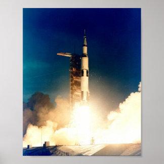 Lanzamiento de Apolo 14 Impresiones