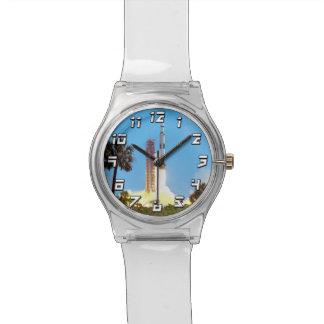 Lanzamiento de Apolo 16 Relojes