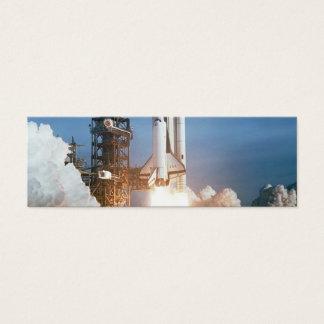 Lanzamiento de Columbia del transbordador espacial Tarjetas De Visita Mini