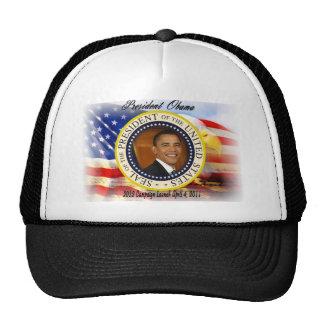 Lanzamiento de la campaña de presidente Obama 2012 Gorra