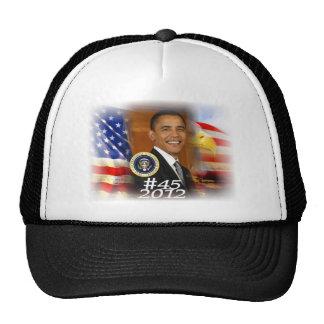 Lanzamiento de la campaña de presidente Obama 2012 Gorro