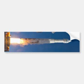 Lanzamiento de la nave espacial de Landsat Pegatina Para Auto