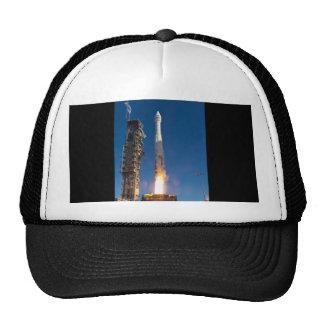 Lanzamiento de la nave espacial de Landsat Gorra
