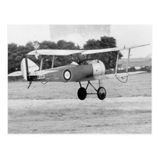 Lanzamiento de los aviones de Sopwith Postales