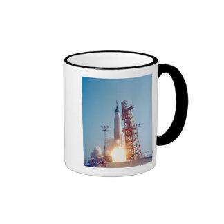 Lanzamiento de Mercury MA-9 del proyecto, fe 7 Taza De Café