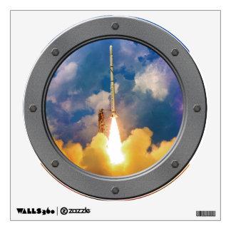 Lanzamiento de Rocket del explorador