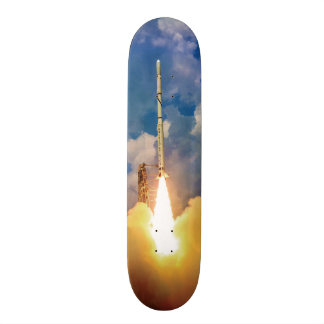 Lanzamiento de Rocket del explorador Tabla De Skate