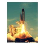 Lanzamiento de Rocket Tarjetas Postales
