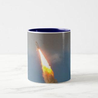 Lanzamiento del telescopio de Hubble Taza De Café