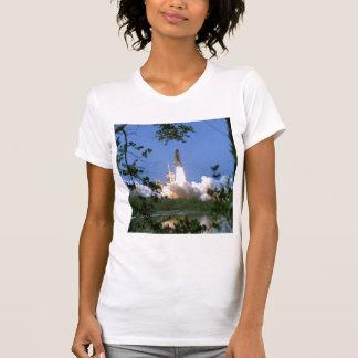 Lanzamiento del transbordador espacial camiseta