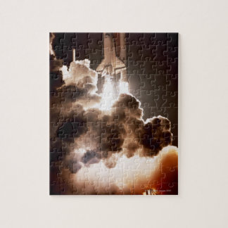 Lanzamiento del transbordador espacial puzzles
