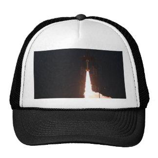 Lanzamiento orbital sub de Rocket Gorros Bordados