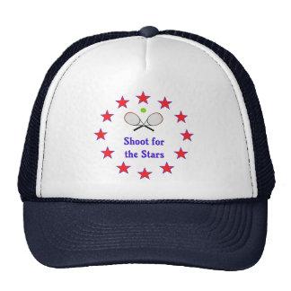 Lanzamiento para el tenis de las estrellas gorras de camionero