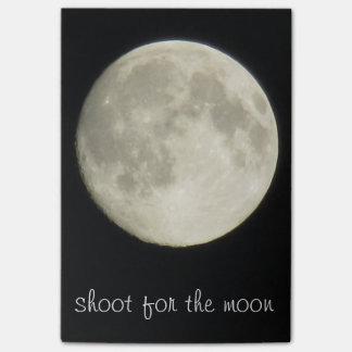 Lanzamiento para los post-it de la luna post-it® notas