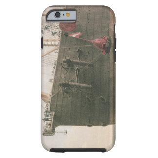 Lanzando la boya, el 8 de agosto de 1865, marcado funda de iPhone 6 tough