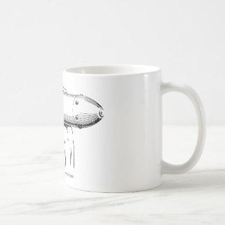 Lanzar la señal de deriva taza de café